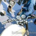 Triumph Bonneville T100 handlebar