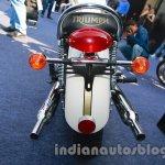 Triumph Bonneville T100 taillight
