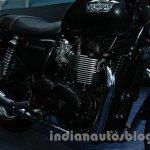 Triumph Bonneville launched engine