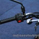 Triumph Bonneville launched handlebar 2