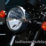 Triumph Bonneville launched headlamp