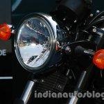 Triumph Bonneville launched headlamp