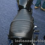 Triumph Bonneville launched seat
