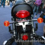 Triumph Bonneville launched taillights
