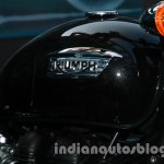 Triumph Bonneville launched tank 2