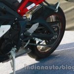 Triumph Daytona 675R India chain