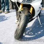 Triumph Daytona 675R India front wheel