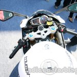 Triumph Daytona 675R India handle