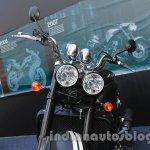 Triumph Rocket III Roadster India headlight