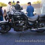 Triumph Rocket III Roadster India side 3