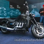 Triumph Rocket III Roadster India side