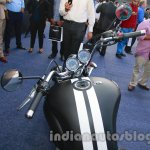 Triumph Rocket III Roadster India tank