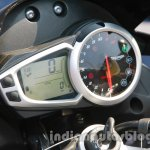 Triumph Speed Triple India cluster