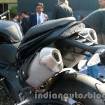 Triumph Speed Triple India exhaust