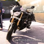 Triumph Speed Triple India front