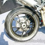 Triumph Speed Triple India rear alloy wheel