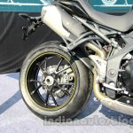 Triumph Speed Triple India rear wheel