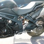 Triumph Speed Triple India side