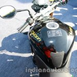 Triumph Speed Triple India tank