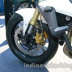 Triumph Street Triple India disc