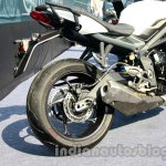 Triumph Street Triple India rear wheel