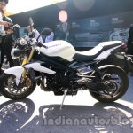 Triumph Street Triple India side 2