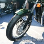 Triumph Thruxton India disc