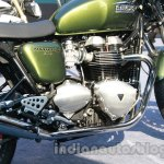 Triumph Thruxton India engine