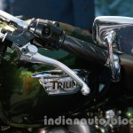 Triumph Thruxton India mirror