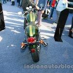 Triumph Thruxton India rear