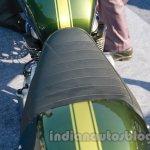 Triumph Thruxton India seat