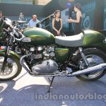 Triumph Thruxton India side 2