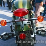 Triumph Thruxton India taillight