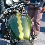 Triumph Thruxton India tank