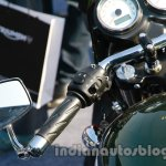 Triumph Thruxton India wing mirror