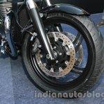 Triumph Thunderbird Storm India disc