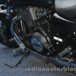 Triumph Thunderbird Storm India engine 2