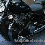 Triumph Thunderbird Storm India engine