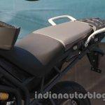 Triumph Tiger 800 XC India seats