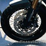 Triumph Tiger Explorer India discs