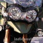 Triumph Tiger Explorer India headlight