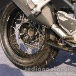 Triumph Tiger Explorer India rear wheel