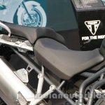 Triumph Tiger Explorer India seat