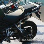 Triumph Tiger Explorer India seats