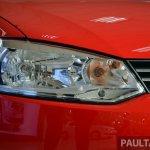 VW Polo Malaysia headlight