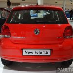 VW Polo Malaysia rear