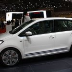 VW Twin Up! side view at 2013 Tokyo Motor Show