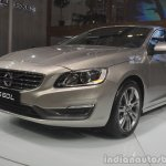 Volvo S60L at 2013 Guangzhou Motor Show front quarter