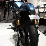 Yamaha Bolt Cafe rear 2