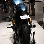 Yamaha Bolt Cafe rear